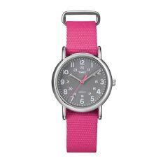 ส่วนลด Timex นาฬิกาข้อมือผู้หญิง Weekender Slip Timex