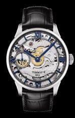 ขาย ซื้อ ออนไลน์ Tissot Chemin Des Tourelles Squelette T099 405 16 418 00 Intl