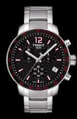 ทบทวน Tissot Quickster Chronograph T095 417 11 057 00 Intl