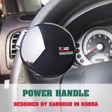 ราคา Toad Power Handle มือจับหมุนพวงมาลัยของแท้จากเกาหลี สีดำ ถูก