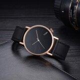 ซื้อ Tomi Fashion Casual Men S Bussines Retro Design Leather Round Band Watch Intl ออนไลน์ ถูก