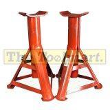 ราคา Tools Pro ขาตั้งยกรถ 3 ขา กลาง สีแดง Thailand
