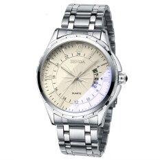 ราคา ชั้นธุรกิจของผู้ชายนาฬิกาข้อมือสายรัดข้อมือทังสเตน กันน้ำคนส่องสว่างกีฬานาฬิกาข้อมือ ออนไลน์