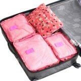ส่วนลด สินค้า Travel Luggage Clothes Classification Finishing Storage Bag Set For Suitcase Clothing Sorting Organize Bag Intl