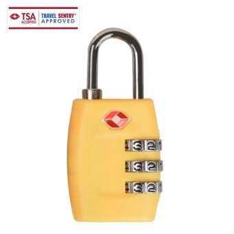 กุญแจล็อคกระเป๋า TravelLock TSA-accepted travel locks (TSA335)