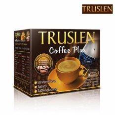 TRUSLENCOFFEE PLUS 160 กรัม 10 ซอง (1กล่อง)