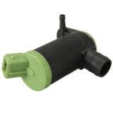 โปรโมชั่น Ujs Twin Outlet Washer Pump For Peugeot 106 206 306 406 806 1991 2012 643460 New Intl จีน