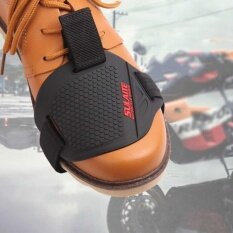 Unisex Portable Protective Gear Motorbike Shifter Cover Boot Shoes Protector - Intl By Brisky.