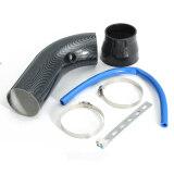 ราคา Universal 3 76Mm Aluminum Car Auto Air Intake Filter Pipe Hose Tube Kit Black Intl Unbranded Generic ออนไลน์