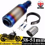 ส่วนลด Universal 38 51Mm Dirt Bike Scooter Motorcycle Exhaust Modified Scooter Exhaust Muffler Pipe Intl Unbranded Generic จีน
