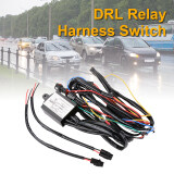 ความคิดเห็น Universal Drl Led Daytime Running Light Relay Harness Automatic Control