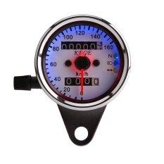 ขาย Universal Motorcycle Odometer Speedometer Gauge Intl ถูก ใน จีน