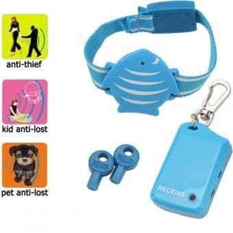 อุปกรณ์เพื่อความปลอดภัย ปลอกคอสัตว์เลี้ยงหรือสายรัดข้อมือเครื่องส่งสัญญาณป้องกันเด็กและสัตว์เลี้ยงหาย