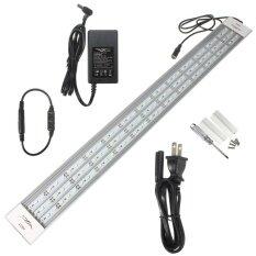 ราคา Us Plug A601 39W 60Cm 117Smd Fish Tank Light 5800Lm Led Aquatic Light Pure White Aquatic Aquarium 5730 Led Light Lamp Chihiros A Series Intl Unbranded Generic ออนไลน์