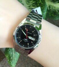 ขาย ซื้อ Us Submarine นาฬิกาข้อมือหญิง รุ่น J035M หน้าปัดดำ