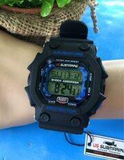 ขาย Us Submarine นาฬิกาข้อมือ รุ่น Tp1280M Blue Us Submarine ถูก