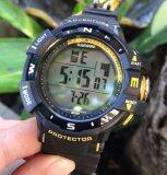ราคา Us Submarine นาฬิกาข้อมือ Sport Watch Tp1338M Black Yellow ถูก