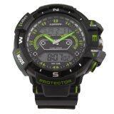 ขาย Us Submarine นาฬิกาข้อมือ สายซิลิโคน สีดำ เขียว รุ่น Us0016 Thailand ถูก