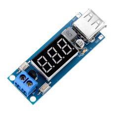 โปรโมชั่น ชาร์จ Usb แบบ Dc Dc ก้าวลงดีซีโวลต์มิเตอร์บั๊กตัวแปลง 4 5 40โวลต์กับ 5โวลต์ 2 Amps Te533 Sz ใน Thailand