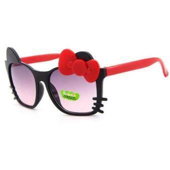 92f534cbfcd การเปรียบเทียบราคา UV400 sunglasses fashion sunglasses sunglasses (Black)  ซื้อ