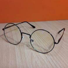 ส่วนลด V Win Optics แว่นตาทำคอมฯ ทรงกลมสีเงิน แว่นทรงแฮรี่พอตเตอร์ แว่นตากรองแสงฟ้า พร้อมเลนส์กระจายแสงสีฟ้าจอคอม จอมือถือสมาร์ทโฟน Perla