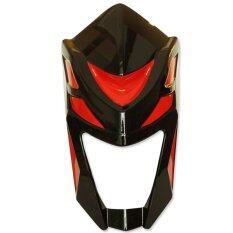 โปรโมชั่น หน้ากาก คาง V 2 Dtd สำหรับ Msx สีดำ คลิบแดง Bb Msx ใหม่ล่าสุด