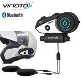ราคา V6 Motorcycle Bluetooth Vimoto Intercom Headset บูลทูธติดหมวกกันน็อค ออนไลน์ กรุงเทพมหานคร