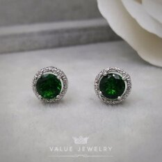 ขาย Value Jewelry ต่างหูแฟชั่นประดับเพชร Cz รุ่น Er2091 White Gold Plated ออนไลน์ กรุงเทพมหานคร