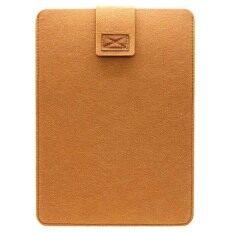 ซื้อ Vanker สมุดพกปกกระเป๋าเสื้อกระเป๋าสำหรับพกพาสำหรับ Macbook Pro Air โน้ตบุ๊ค 27 94ซม ใหม่ล่าสุด