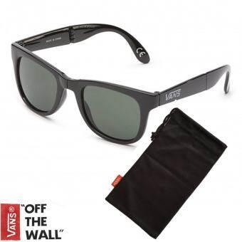 08735b83f ราคา Vans แว่นกันแดด FOLDABLE SPICOLI SHADES รุ่น VN-000UNK95QN สีดำ ...