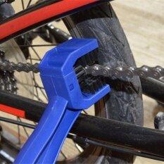 ซื้อ Vauko แปรงขัดโซ่ แปรงล้างโซ่ แปรงทำความสะอาดโซ่ มอเตอร์ไซต์ บิ๊กไบค์ จักรยาน แบบขนแปรง3มิติ ใช้งานแปรงได้ 2 ด้าน สีน้ำเงิน รุ่น Big Bike Chain Brush 001 ใหม่