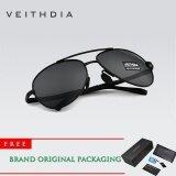 ขาย Veithdia 2017 แบรนด์ใหม่โพลาไรซ์แว่นตากันแดดผู้ชายอลูมิเนียมกรอบแว่นตาขับรถแว่นตา 1306 ออนไลน์ ใน จีน