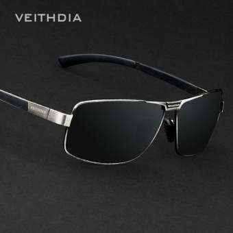 ... Men Sun Glasses Mirror Male Driving Fishing โปรโมชั่น VEITHDIA Aluminum Sunglasses Polarized… ราคา VEITHDIA ...