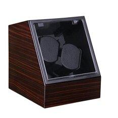 ซื้อ Viiways High Quality Double Watch Winder In Ebony High Gloss Intl