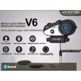 ขาย บูลทูธติดหมวกกันน็อค Vimoto V6 Helmet Bluetooth Headset Microphone Intercom