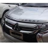ซื้อ Visa Autoshop ตัวนูนติดรถยนต์ 3D Emblem Pajero Sport Type1 Chrome ออนไลน์