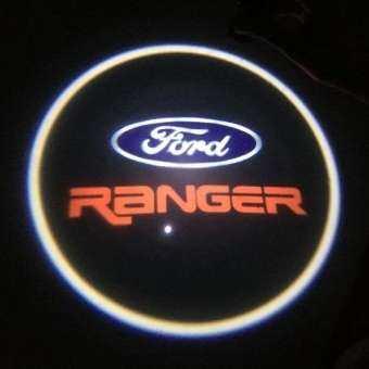 Visa Autoshop ไฟส่องประตู Door Welcome Light (Ranger)-