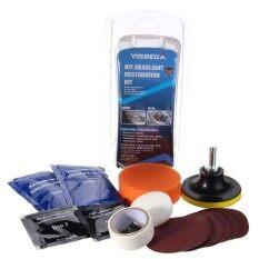 ราคา Visbella Car Vehicle Motorcycle Headlight Lamp Lens Cleaning Restoration Diy Kit Intl ออนไลน์ แองโกลา