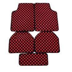 โปรโมชั่น Vrj Car Accessories พรมปูพื้นลายหมากรุก พรมซิ่ง Red กรุงเทพมหานคร