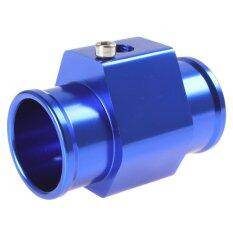 ราคา Water Temperature Temp Sensor Guage Adapter 36Mm Aluminium With Clamps Unbranded Generic ใหม่