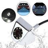 ทบทวน ที่สุด Waterproof Car Rear View Camera 170 Degree Night Vision Parking Reversing Assistance Wide Angle With 8 Led Intl