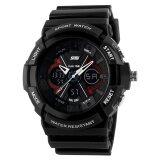 ซื้อ Waterproof Digital Lcd Alarm Date Mens Sport Wrist Watch Intl Unbranded Generic เป็นต้นฉบับ