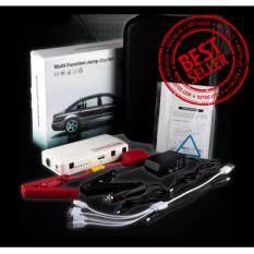 ราคา Wellcore Oem Jumpstart Powerbank เครื่องจั๊มพ์สตาร์ทรถอัจฉริยะสำหรับรถใช้กำลังไฟสูงเช่นรถยุโรป รถBenz 30000 Mah สีขาว ใหม่ล่าสุด