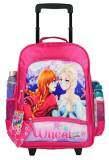 ขาย ซื้อ Wheal กระเป๋าเป้มีล้อลากสำหรับเด็ก เป้สะพายหลังกระเป๋านักเรียน 16 นิ้ว รุ่น Princess 82116 Pink ใน ไทย