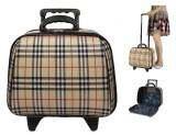 ขาย Wheal กระเป๋าเดินทาง กระเป๋าล้อลาก กระเป๋าใส่เสื้อผ้า 14 นิ้ว รุ่น Miniscot 30214 Cream Wheal ออนไลน์