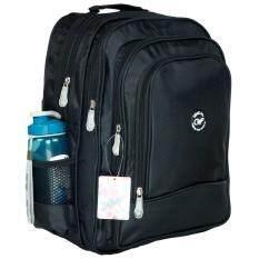 ขาย Wheal กระเป๋าเป้สะพายหลัง กระเป๋าเป้นักเรียน กระเป๋าสะพายเด็ก 16 นิ้ว รุ่น 106 ฺblack ออนไลน์