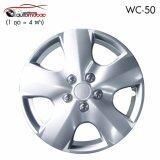 ขาย ซื้อ ออนไลน์ Wheel Cover ฝาครอบกระทะล้อ ขอบ 14 นิ้ว ลาย Wc50 1 ชุด มี 4 ฝา