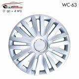 ส่วนลด Wheel Cover ฝาครอบกระทะล้อ ขอบ 15 นิ้ว ลาย Wc63 1 ชุด มี 4 ฝา Wheel Cover ใน กรุงเทพมหานคร