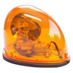 Whener ไฟหมุนหลังเต่า ชนิดฟันเฟือง รุ่น Wn W8 สีเหลือง เป็นต้นฉบับ