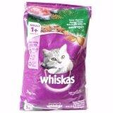 ราคา Whiskas Pocket วิสกัส อาหารแมวโต รสปลาทูน่า ขนาด 7Kg เป็นต้นฉบับ